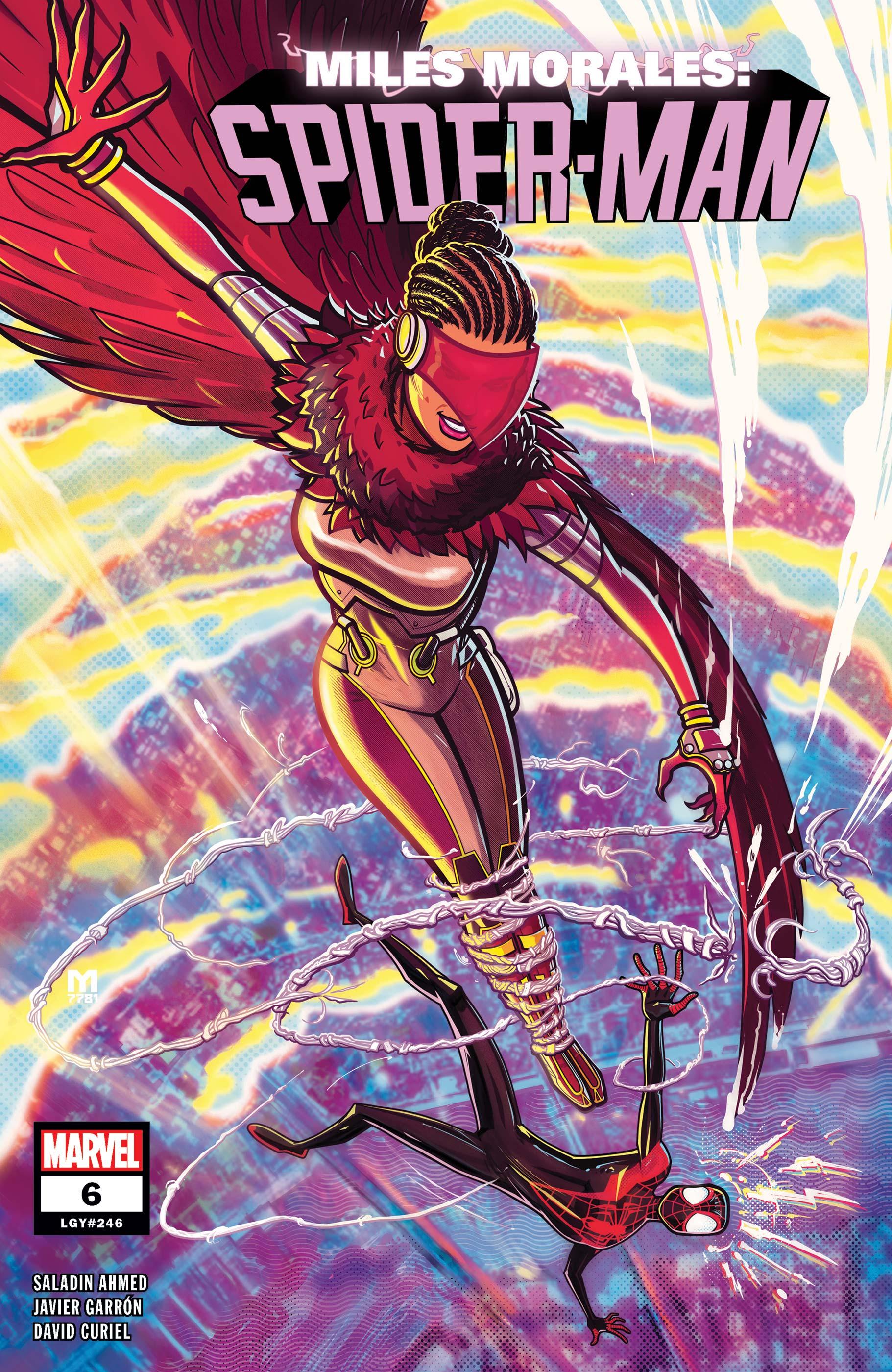 Miles Morales: Spider-Man (2018) #6