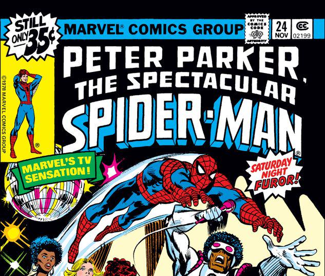 Peter Parker, the Spectacular Spider-Man #24