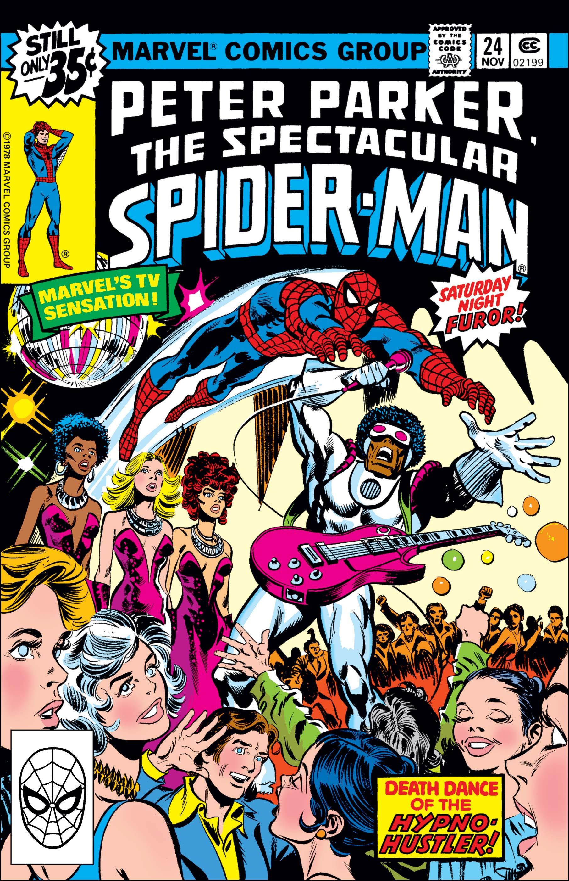 Peter Parker, the Spectacular Spider-Man (1976) #24