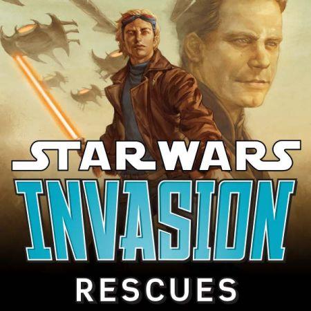 Star Wars: Invasion - Rescues (2010)