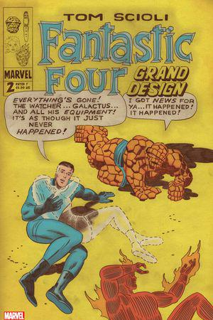 Fantastic Four: Grand Design (2019) #2