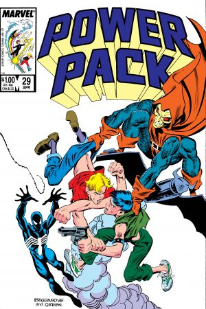 Power Pack (1984) #29