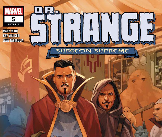 Dr. Strange #5