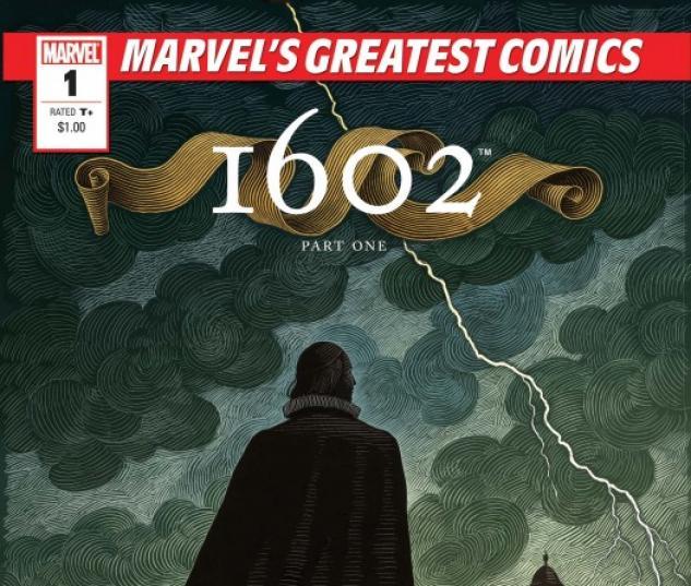Marvel 1602 MGC (2010) #1
