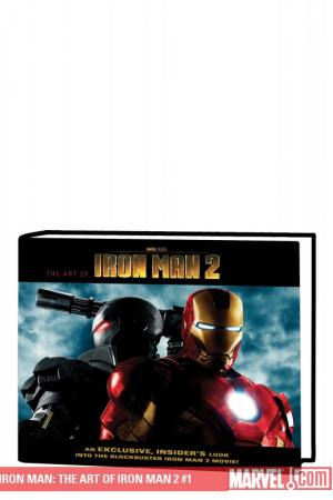 Iron Man: The Art of Iron Man 2 (Hardcover)
