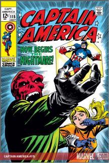 Captain America #115