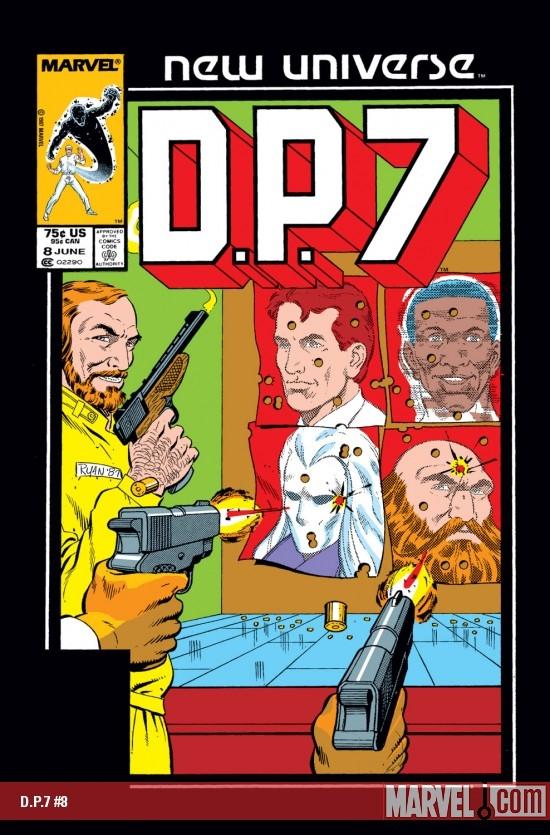 D.P.7 (1986) #8