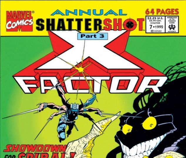 X-FACTOR ANNUAL #7