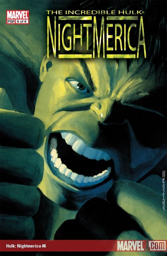 Hulk: Nightmerica (2003) #6