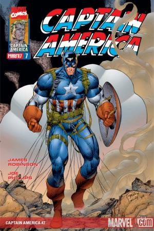 Captain America (1996) #7