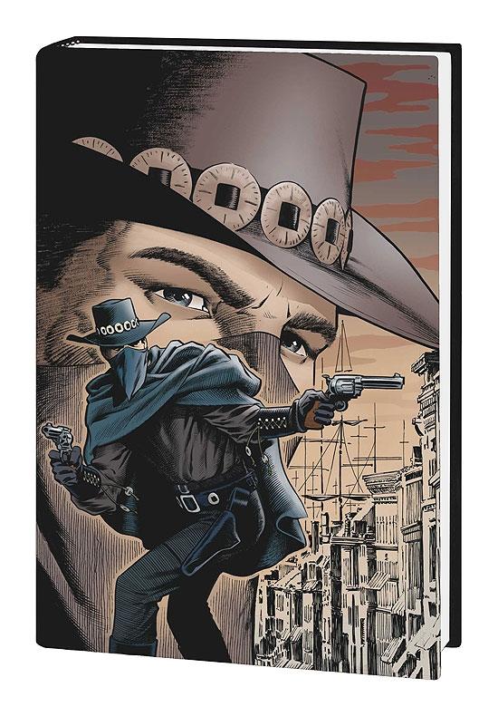 Marvel Westerns (Hardcover)