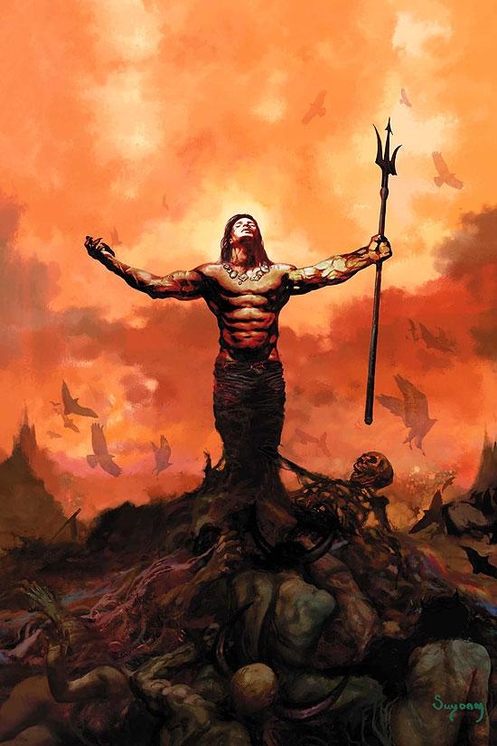 Hellstorm: Son of Satan (2006) #1
