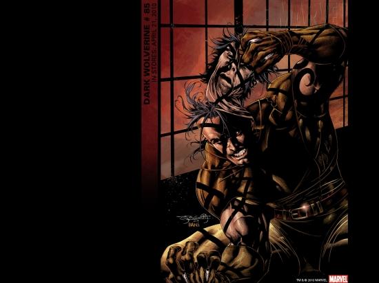 Dark Wolverine (2009) #85 Wallpaper