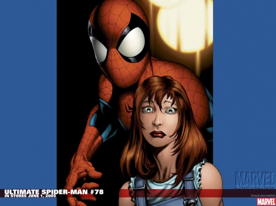 Ultimate Spider-Man (2000) #78 Wallpaper