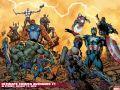 Ultimate Comics Avengers (2009) #1 Wallpaper