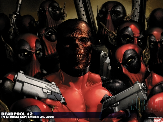 Deadpool: The Circle Chase (1993) #2 Wallpaper