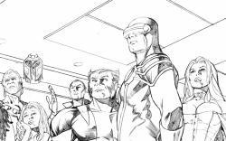 First Look: X-Men: Schism