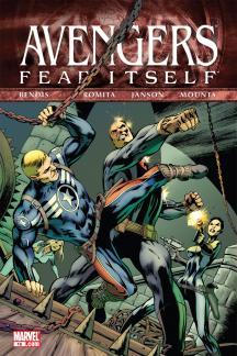 Avengers (2010) #16