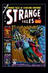 Strange Tales (1951) #21 Cover