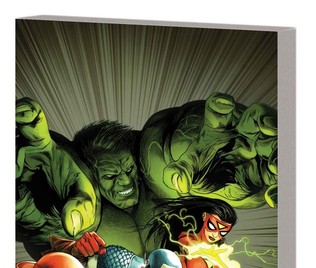 AVENGERS ASSEMBLE: SCIENCE BROS TPB (MARVEL NOW)