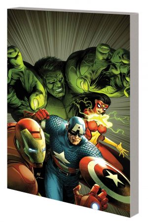 AVENGERS ASSEMBLE: SCIENCE BROS TPB (MARVEL NOW) (Trade Paperback)