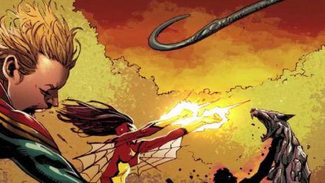 Marvel AR: Avengers #6 Cover Recap