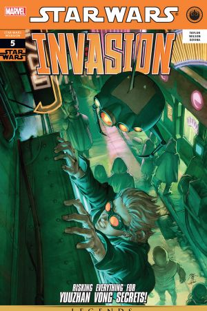 Star Wars: Invasion #5