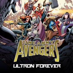 Uncanny Avengers: Ultron Forever