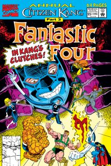 Fantastic Four Annual #25