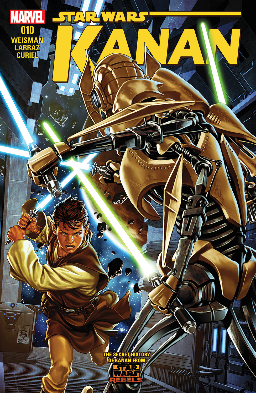 Kanan - The Last Padawan (2015) #10