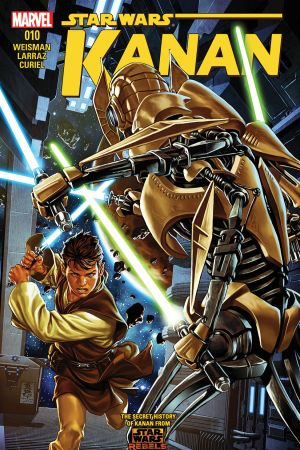 Kanan - The Last Padawan #10