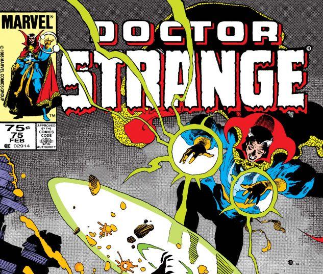 DR. STRANGE (1974) #75