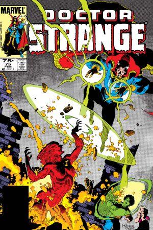 Doctor Strange (1974) #75