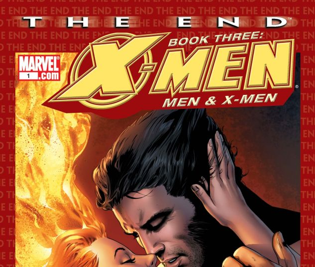 X-MEN: THE END - MEN AND X-MEN (2006) #1