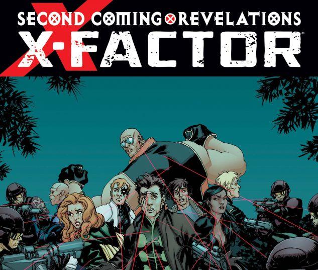 X-FACTOR (2005) #204