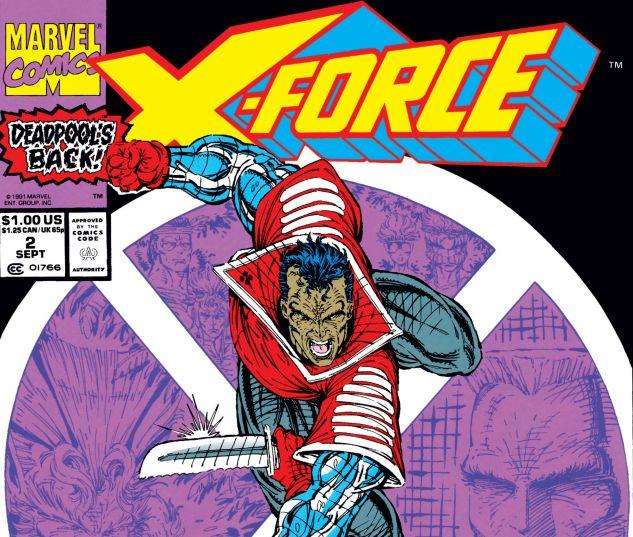 X-Force (1991) #2