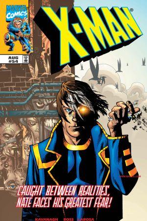 X-Man (1995) #54