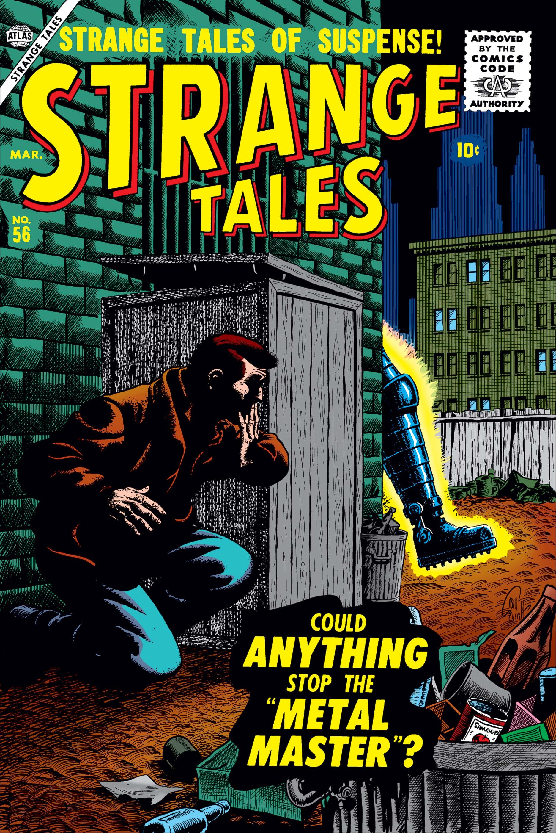 Strange Tales (1951) #56