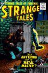 Cover for Strange Tales 56