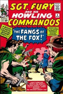 Sgt. Fury and His Howling Commandos #6
