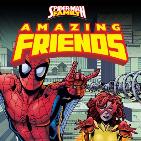 SPIDER-MAN FAMILY FEATURING SPIDER-MAN'S AMAZING FRIENDS 1