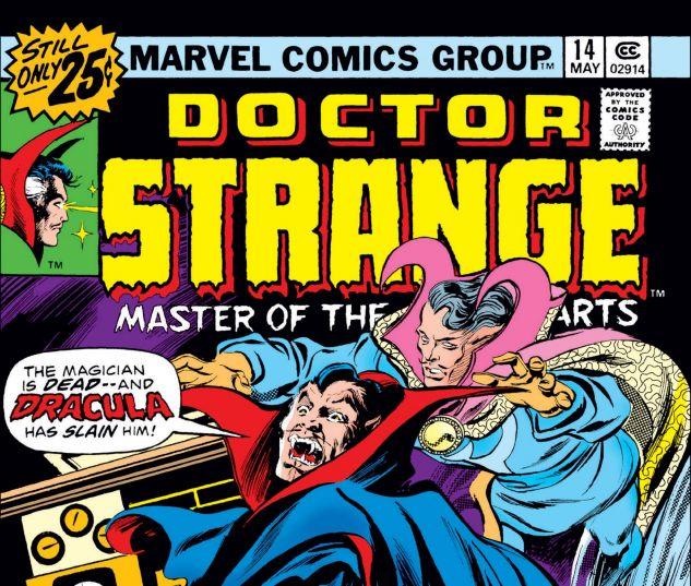Doctor Strange (1974) #14