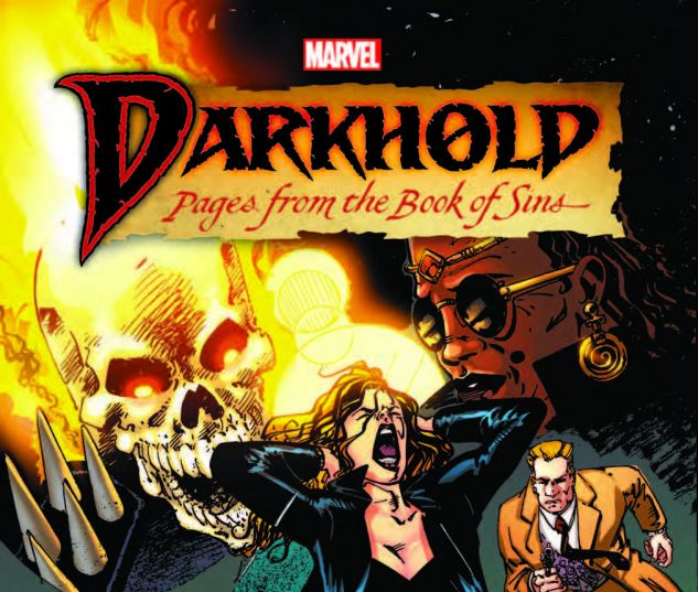 DARKHOLD: PAGES FROM THE BOOK OF SINS - THE COMPLETE COLLECTION TPB (2018) #1