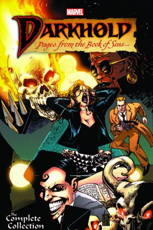 DARKHOLD: PAGES FROM THE BOOK OF SINS - THE COMPLETE COLLECTION TPB (Trade Paperback)
