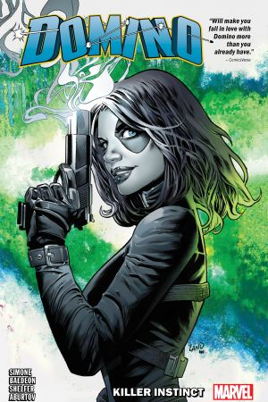 Domino Vol. 1: Killer Instinct (Trade Paperback)