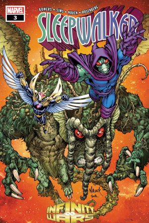 Infinity Wars: Sleepwalker #3