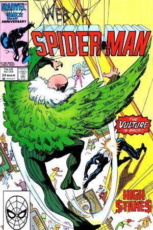 Web of Spider-Man (1985) #24