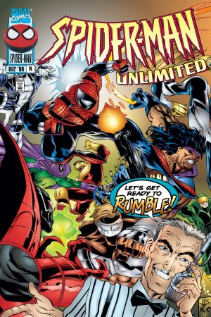 Spider-Man Unlimited #14