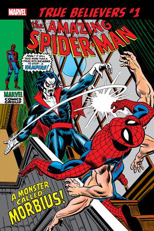 True Believers: Spider-Man - Morbius #1