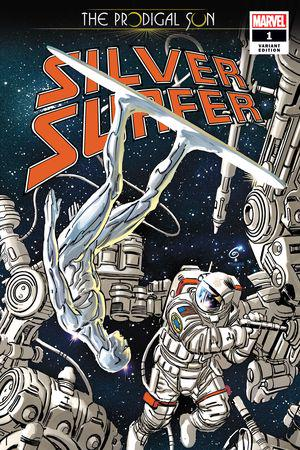 Silver Surfer: The Prodigal Sun (2019) #1 (Variant)